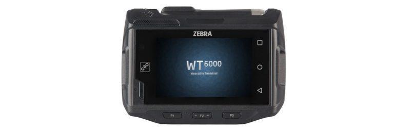 Терминал сбора данных (ТСД) Zebra WT6000