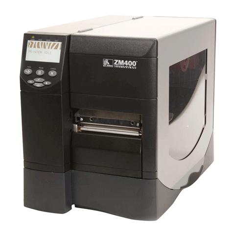 Термотрансферный принтер Zebra ZM400 (300 dpi)