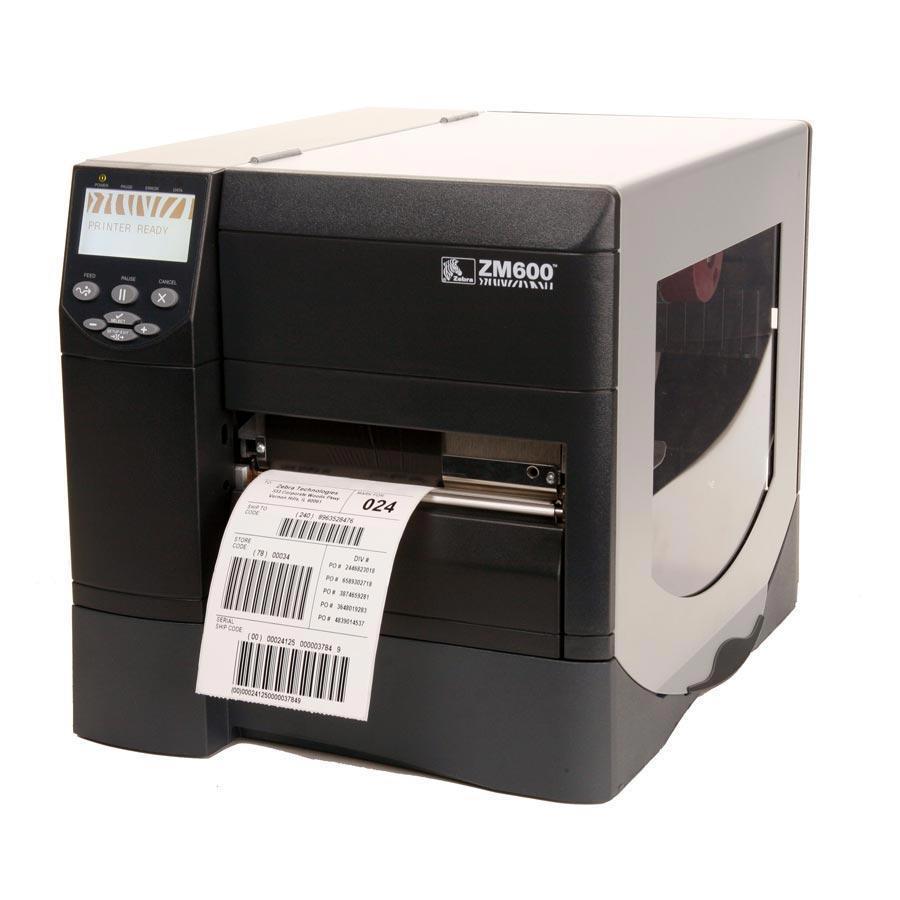 Термотрансферный принтер Zebra ZM600 (300 dpi)