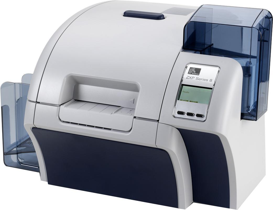 Принтер пластиковых карт Zebra ZXP Z81