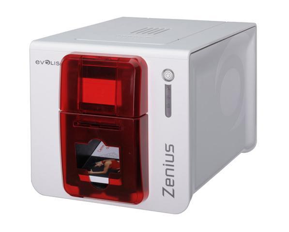 Принтер пластиковых карт Evolis Zenius Expert Smart & Contactless