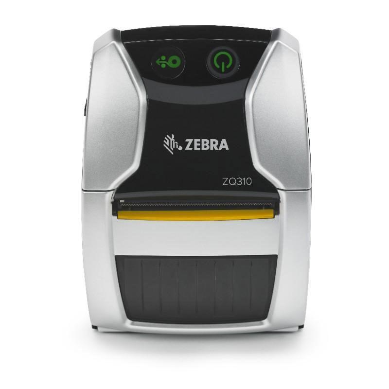 Zebra DT Printer ZQ310; Bluetooth, Linerless,No Label Sensor, Outdoor