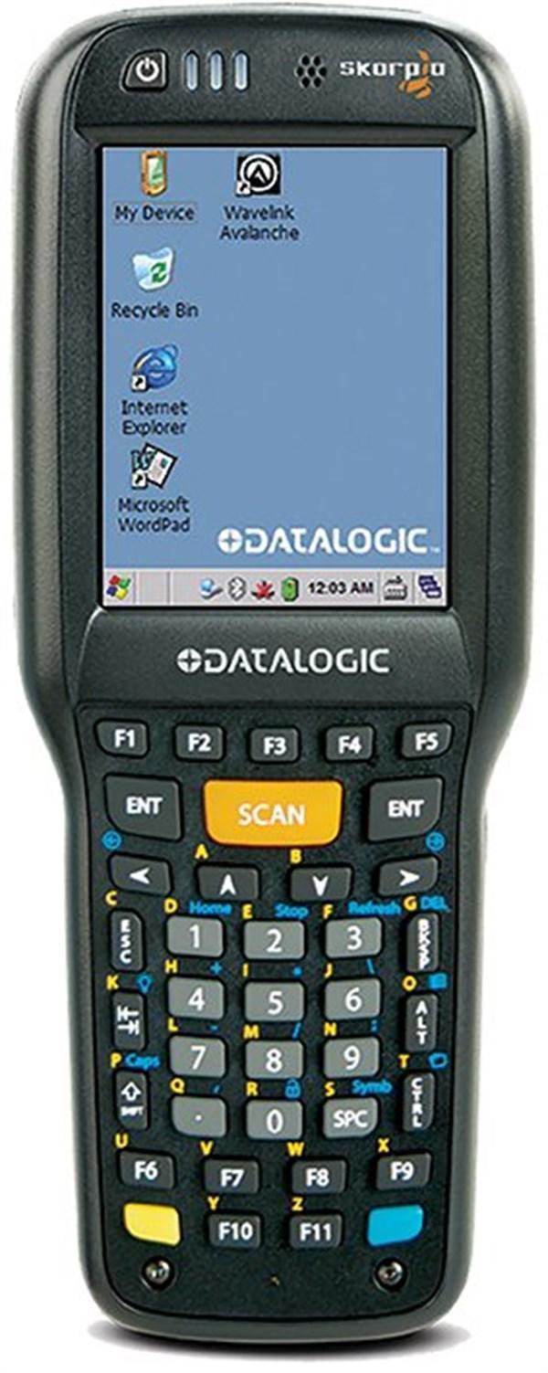 Терминал сбора данных (ТСД) Datalogic Skorpio X4 942550020-1