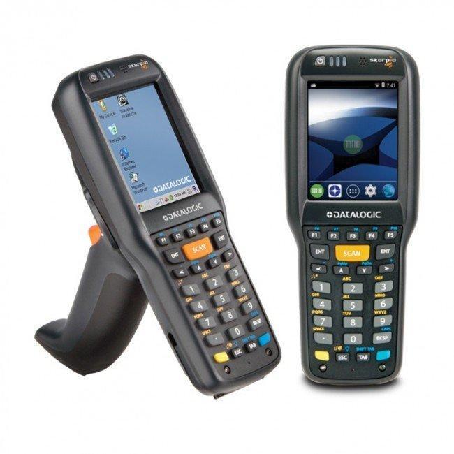 Терминал сбора данных (ТСД) Datalogic Skorpio X4 942600016