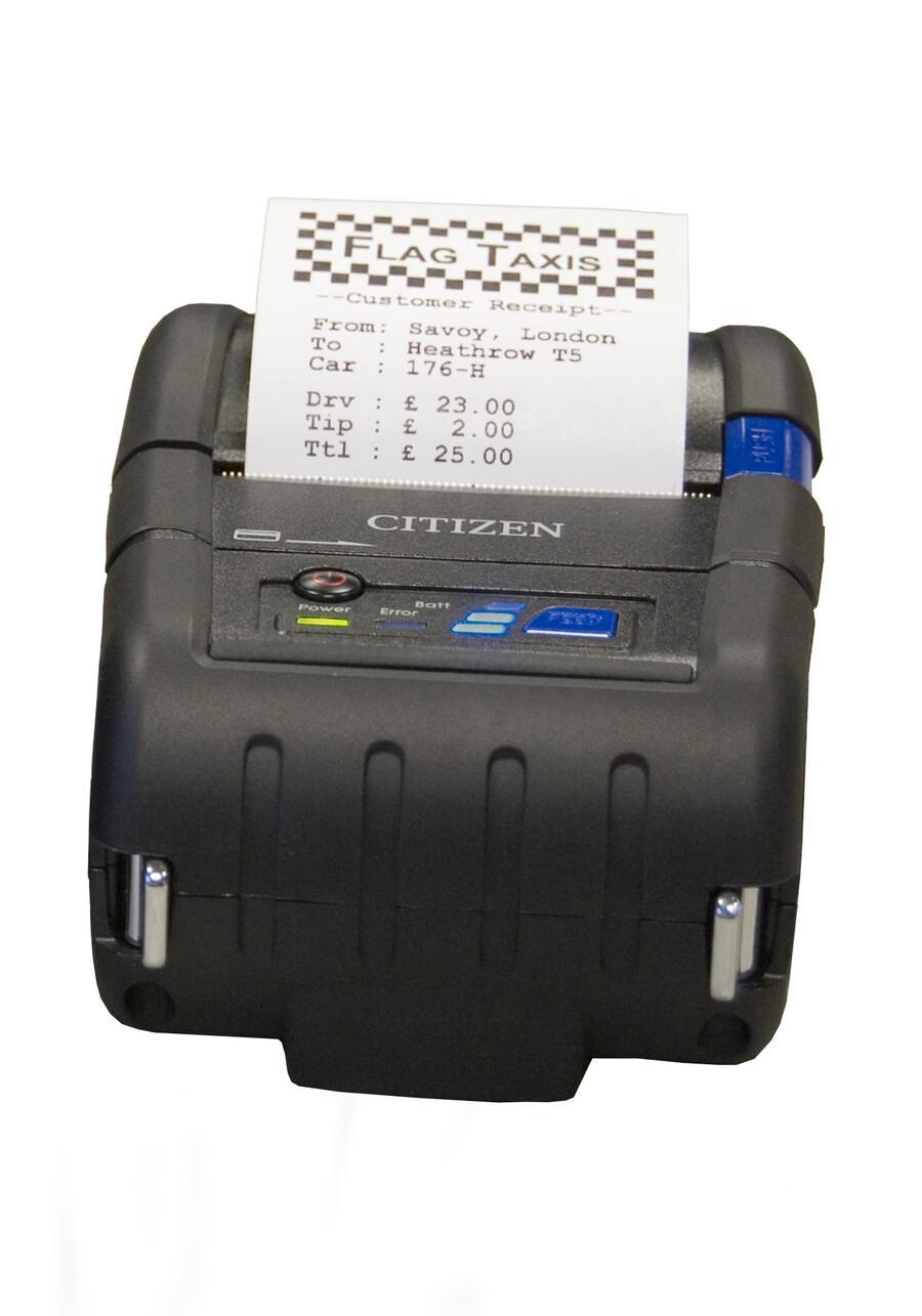 Термопринтер этикеток Citizen CMP-20II Printer; USB, Serial, CPCL/ESC-1