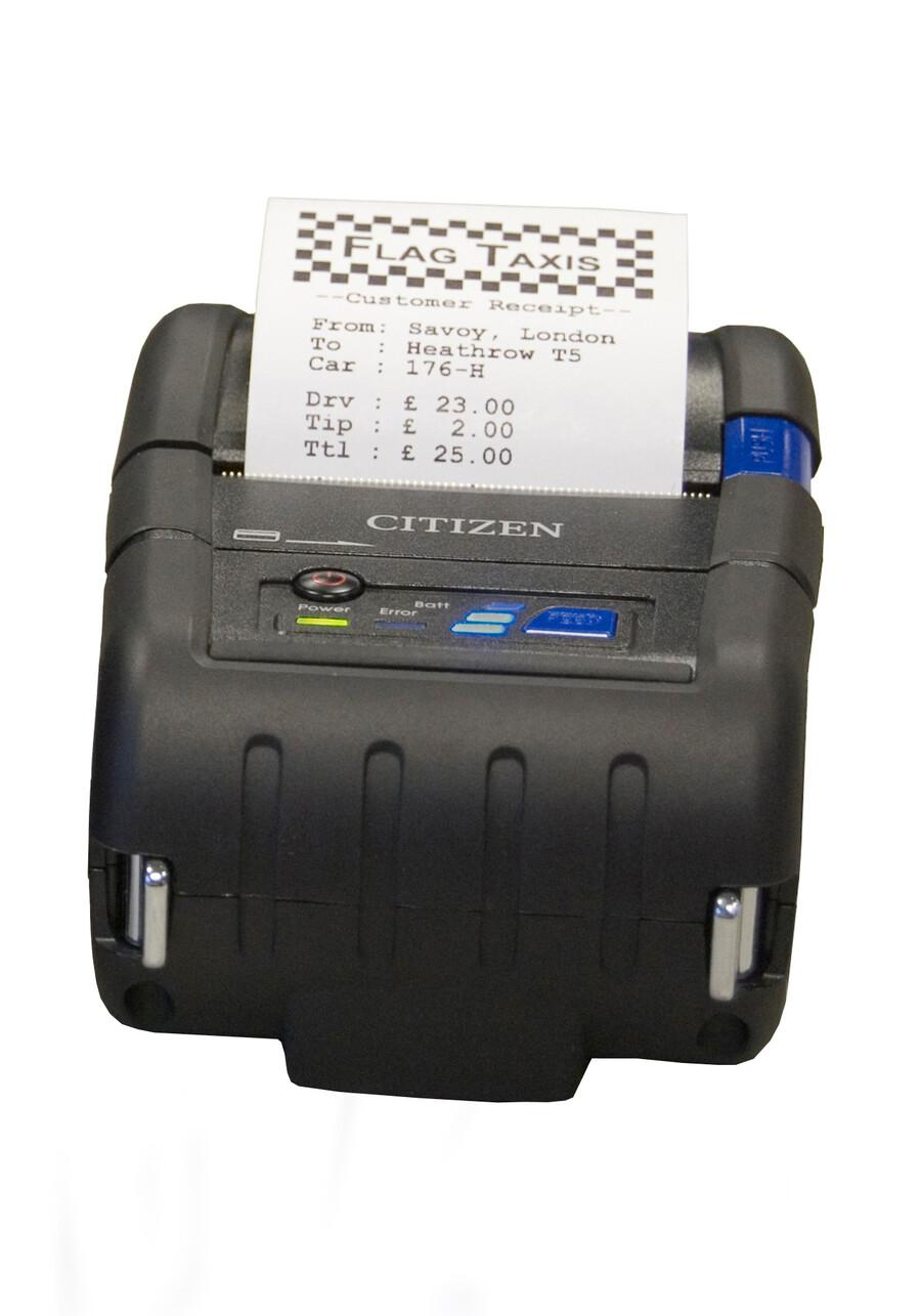 Citizen CMP-20II Printer; Wireless LAN, USB, Serial, CPCL/ESC-1