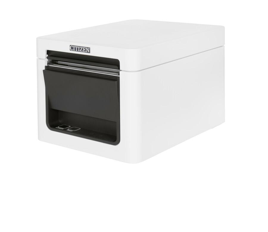 Citizen CT-E351, Serial, USB, Pure White