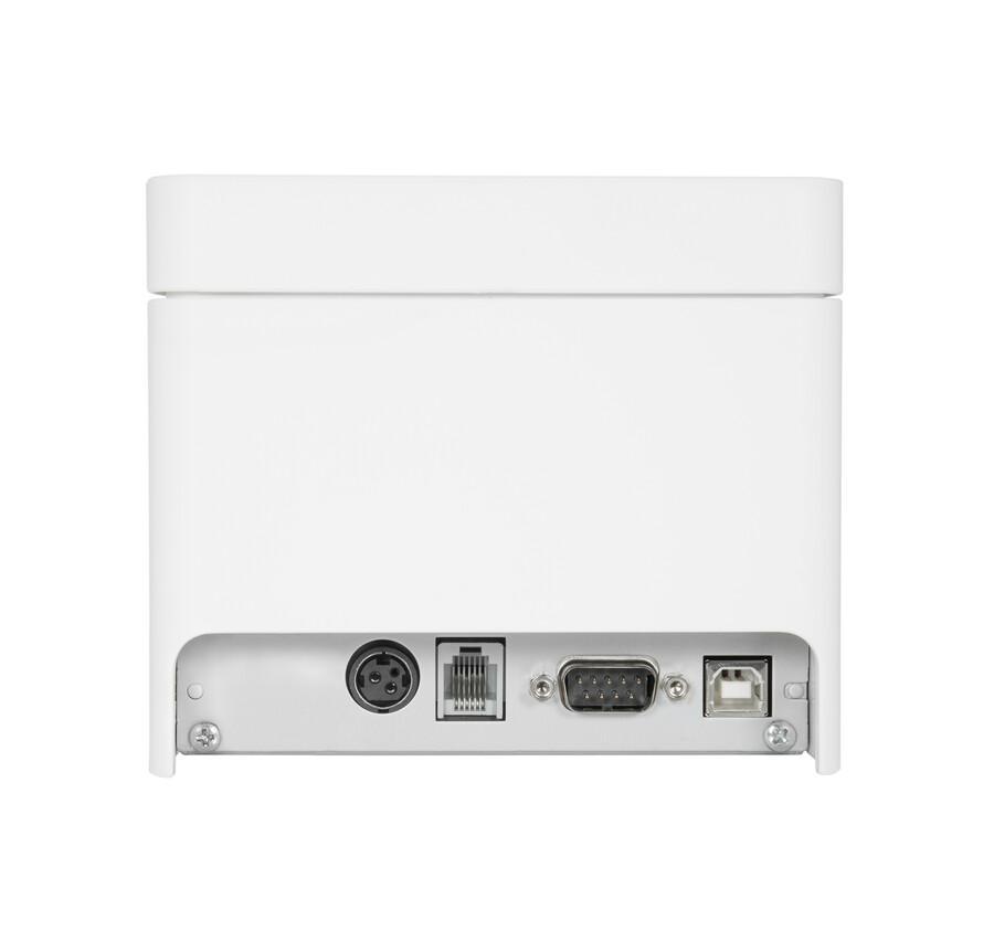 Citizen CT-E351, Ethernet, USB, Pure White-1