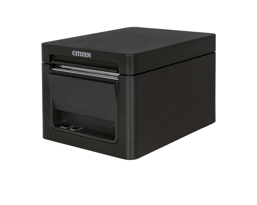 Citizen CT-E351, Ethernet, USB, Black