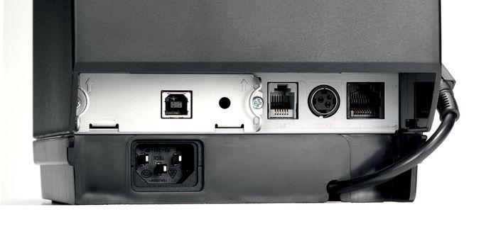 Citizen CT-S601II; Bluetooth interface, Black-1