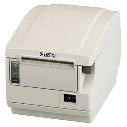 Citizen CT-S651II; No interface, Ivory White