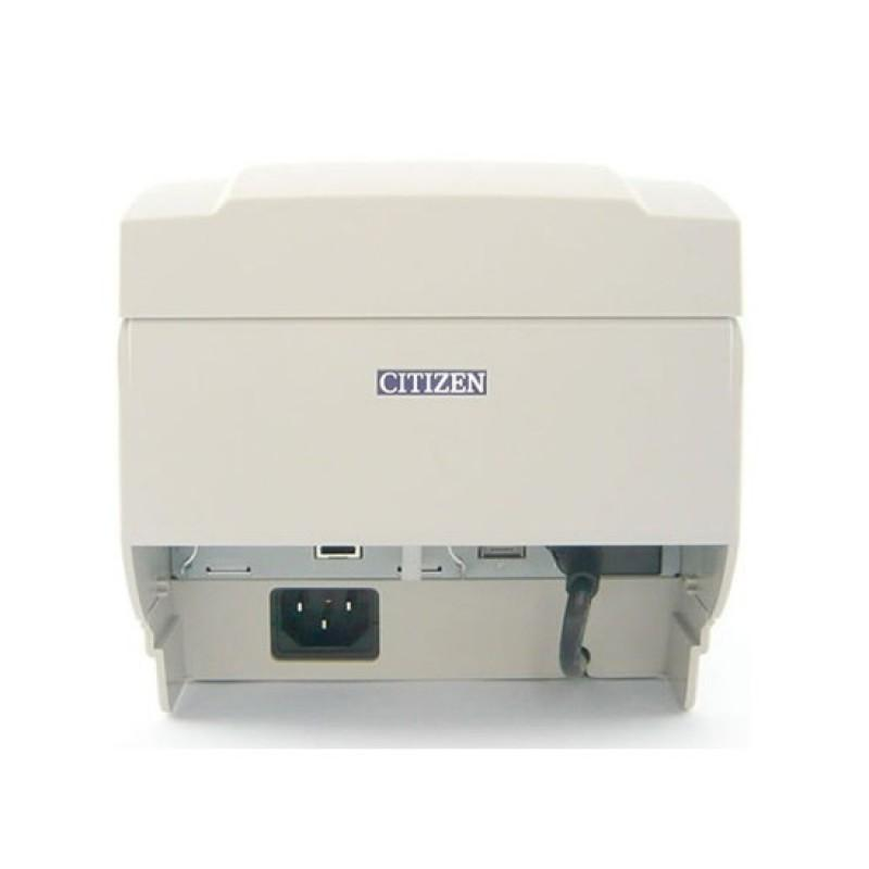Citizen CT-S651II; No interface, Ivory White-1