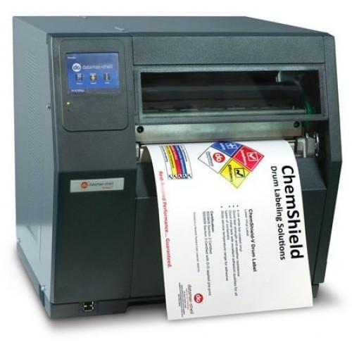 Datamax H-8308p - 8´-300 DPI, TT, AUSTRALIAN CORD, 3 INCH MEDIA HUB-1