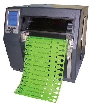 Datamax H-8308X 300 DPI, TT, BASIC PEEL & PRESENT INTERNAL REWINDER SIMPLIFIED CHINESSE,GPIO CARD, MEDIA HUB-1