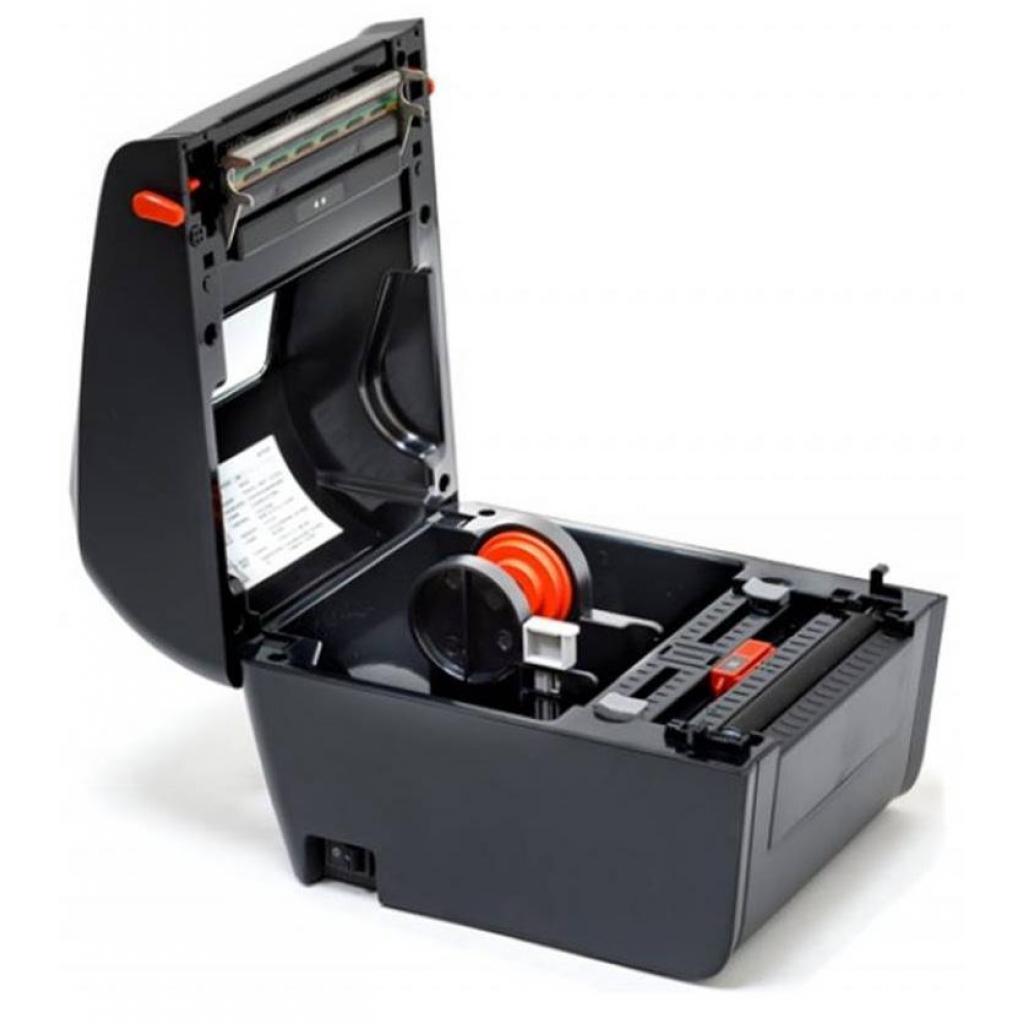 Honeywell PC42D, 203 dpi, USB+RS232+Ethernet, EU power cord-1