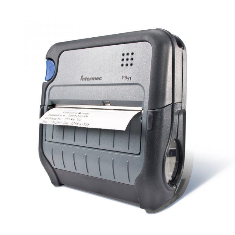 Intermec PB51, ESC-P , Bluetooth-1