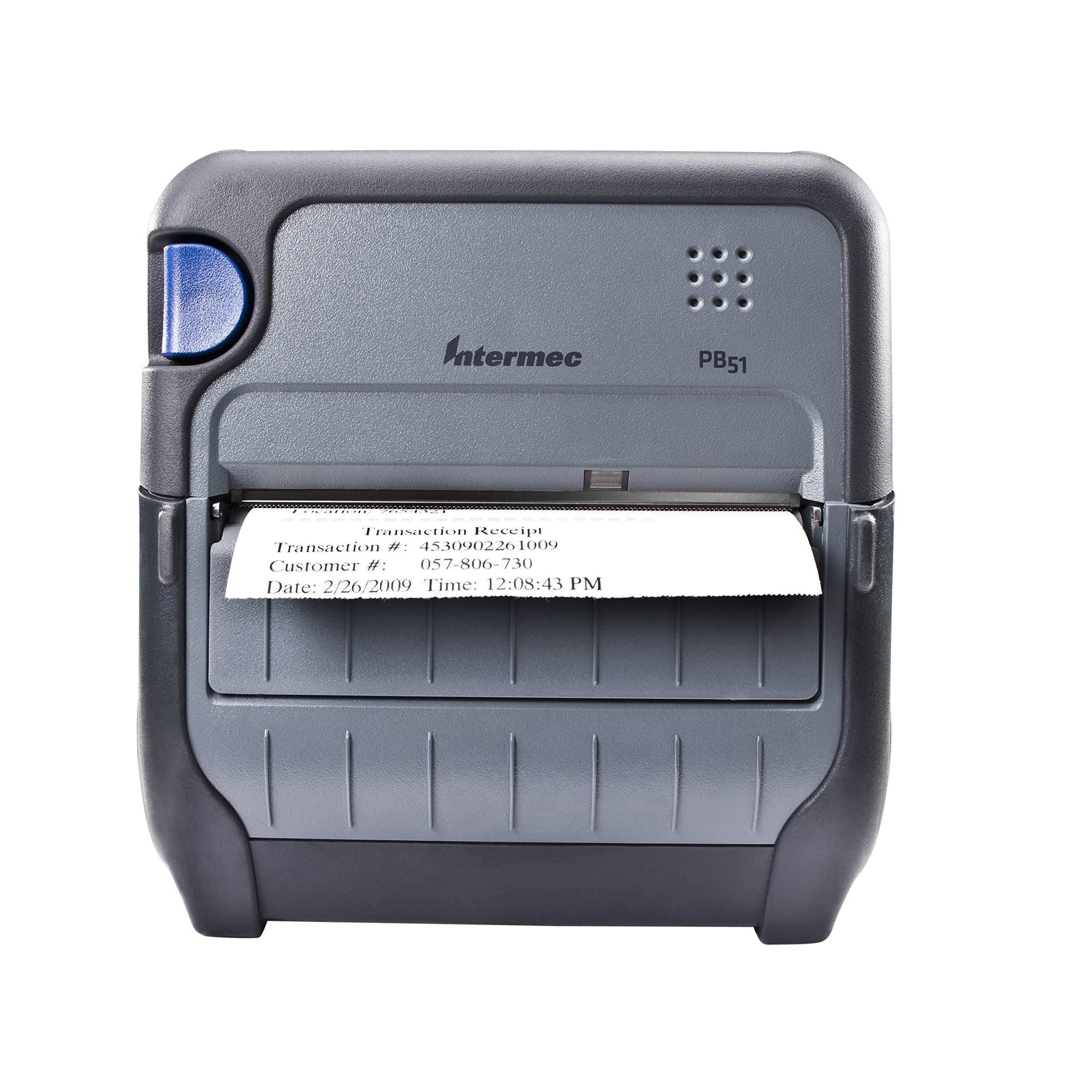 Intermec PB51, ESC-P , Bluetooth-2