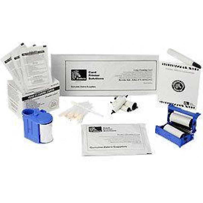 Комплект, карта чистки (QTY 10), HC100, ZD510-HC