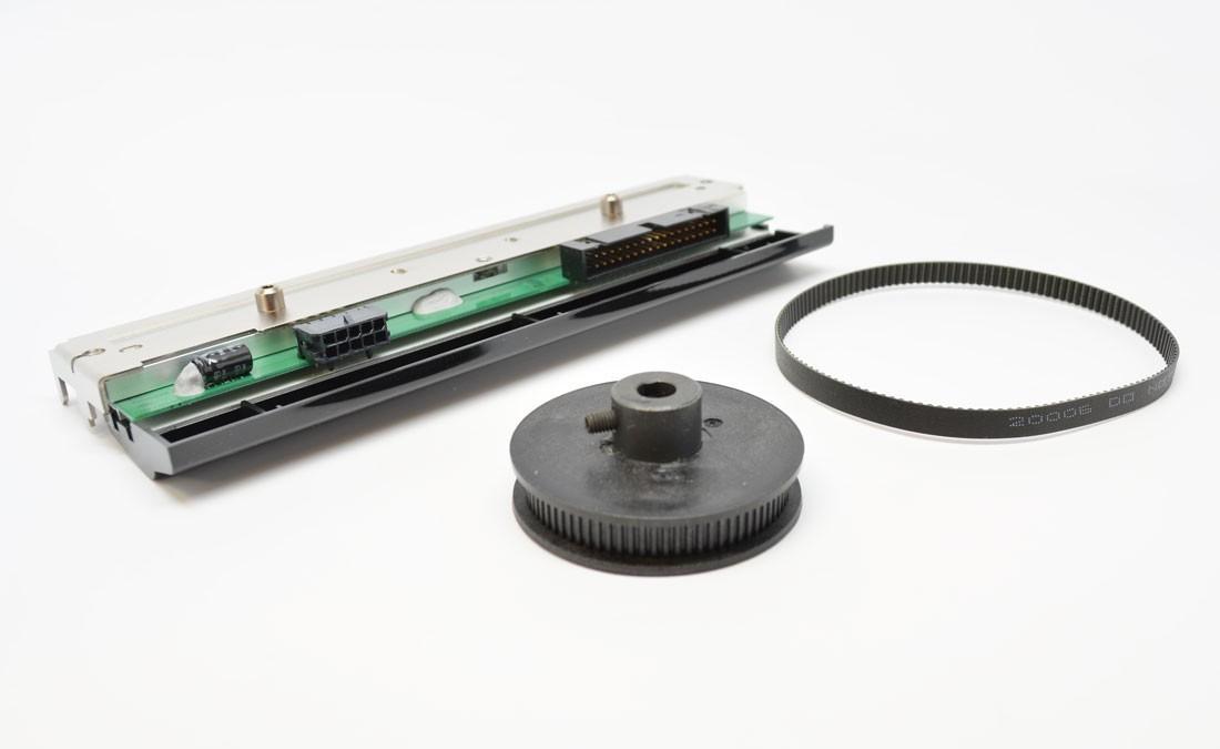 ZT411 Набор для конвертирования 203 или 600 dpi в 300 dpi