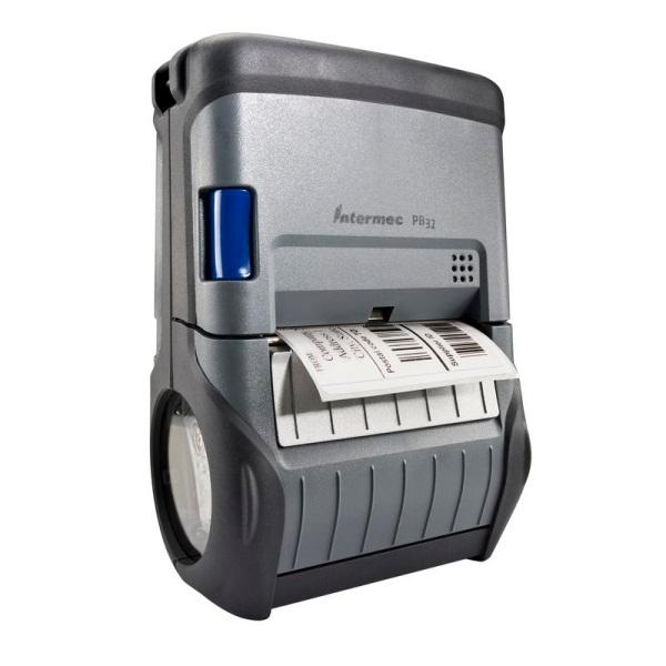 Honeywell PB32 Мобильный , Bluetooth, Linerless, No Card Reader