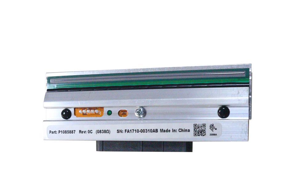 Печатающая головка 600 dpi ZT610, ZT610R
