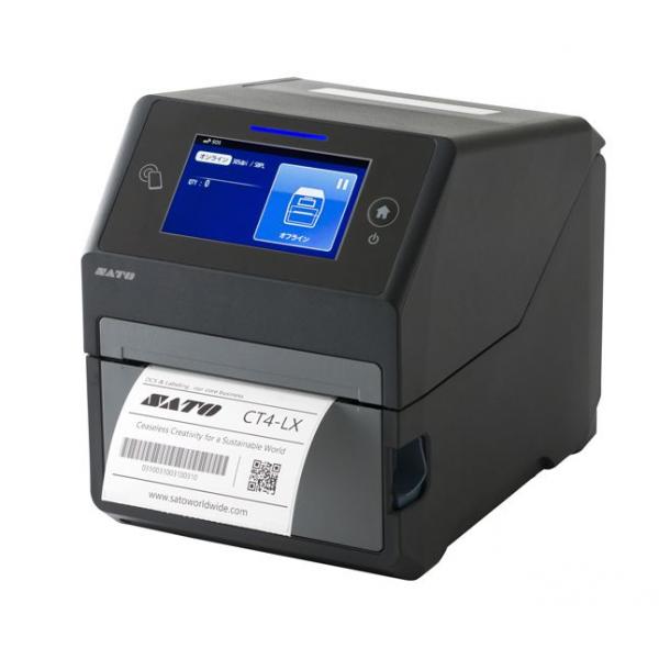 SATO CT412LXTT 305,USB&LAN+WLAN/BT+RTC