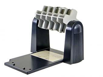 Внешний держатель рулона этикеток для принтера TSC TTP-245С, TTP-343С (черный)