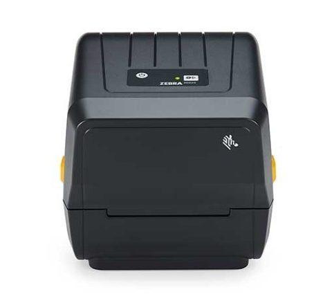 Zebra ZD220 Thermal Transfer Printer (74M) ZD220; Standard EZPL, 203 dpi, EU/UK Power Cord, USB, Dispenser (Peeler)-1