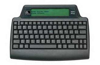 Клавиатура с дисплеем (KDU) для принтера Zebra  ZT220, ZT230, ZD621R