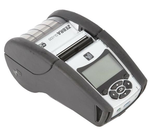 Термопринтер этикеток Zebra QLn 220