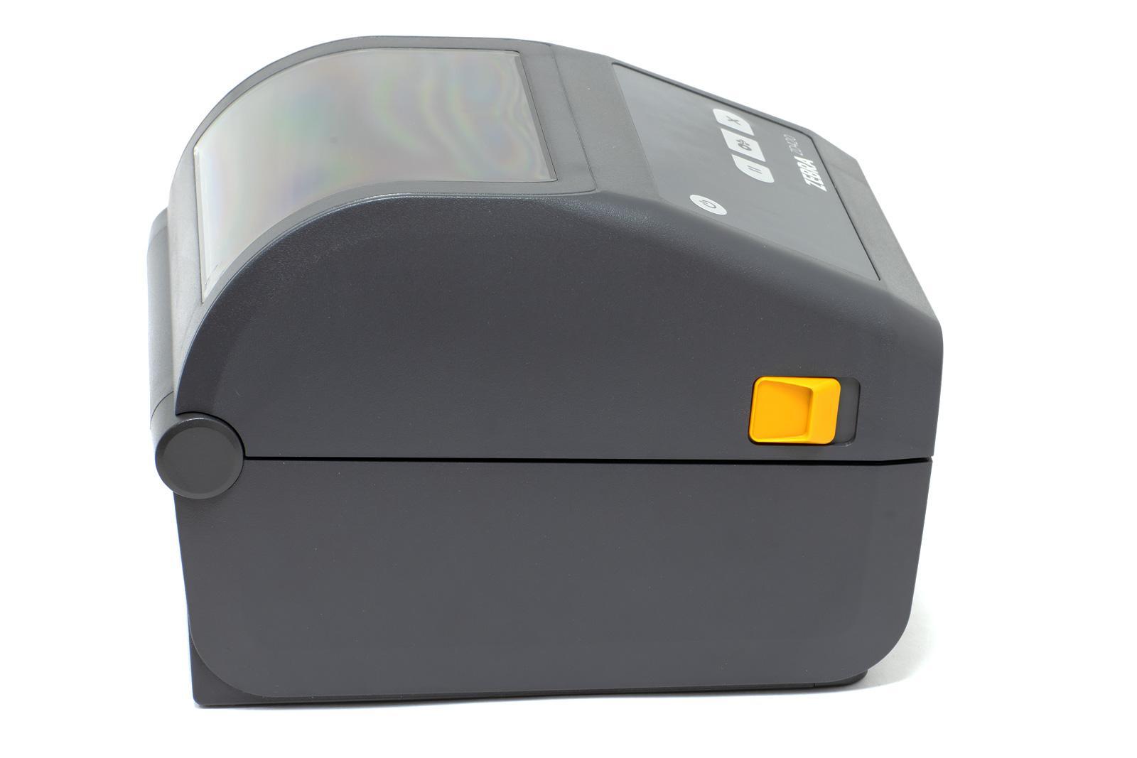 Термопринтер этикеток Zebra ZD420d 300 dpi USB [ZD42043-D0EE00EZ]-1