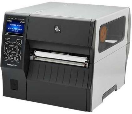 "Термотрансферный принтер Zebra ZT420; 6"", 203 dpi, RS232, USB, 10/100 Ethernet, Bluetooth 2.1/MFi, USB Host, Cutter w/ Catch Tray, EZPL"