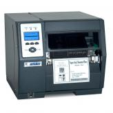 Datamax H-6210 - 6inch-203 DPI, 10 IPS, TT Printer, 220v: Straight in EU Plug, Internal LAN and Wireless B/G and USB/SDIO Option, 3.0inch Metal Media Hub